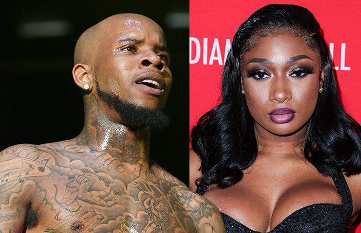 Tory Lanez Apologizes To Megan Thee Stallion Via Text Message I Was Too Drunk Sandra Rose