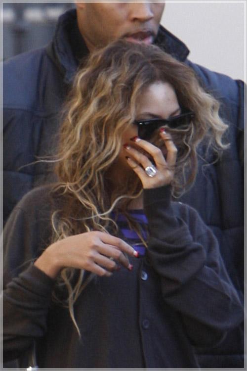 Beyonce and Julius