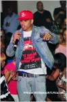 chris brown The Velvet Room Atlanta