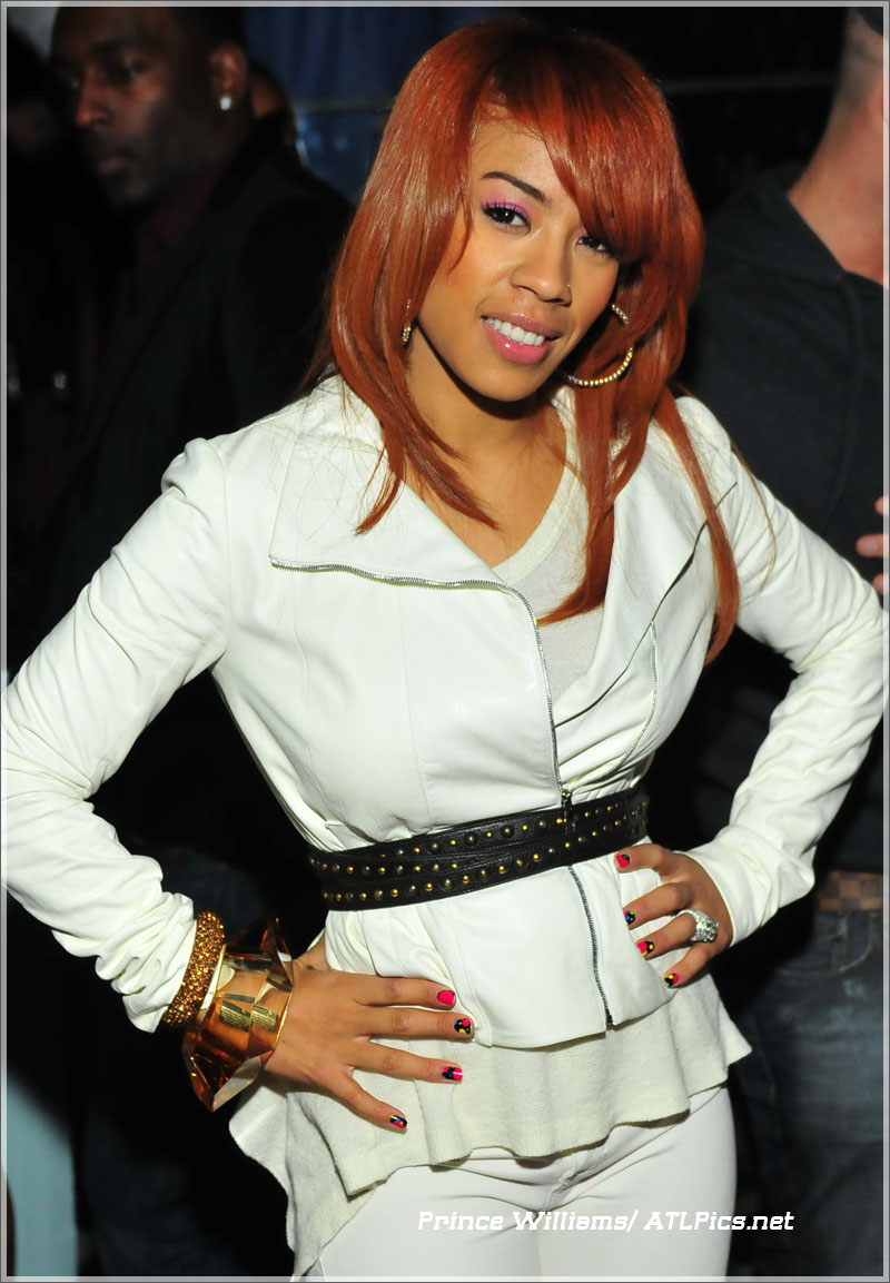within Keyshia s camp have  K Michelle And Keyshia Cole Look Alike