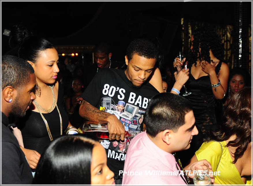 Bow Wow At Gold Room With His Girl She S Not Pregnant