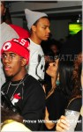 Bow Wow and girlfriend at Compound. Photos by Prince Williams/ATLPics.net