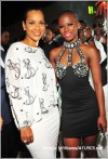 LisaRaye and V Bozeman