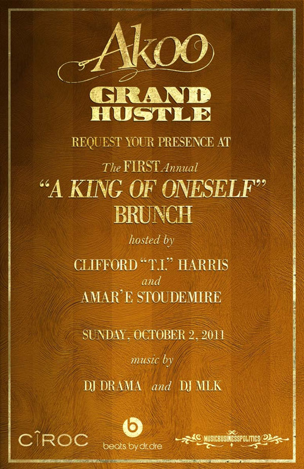 AKOO Brunch Invite