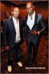 Ludacris and photographer Derek Blanks
