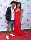 Soledad O'Brien and Pharrell Williams attend New Orleans in Hamptons gala