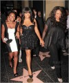 Naturi Naughton and Shanice Wilson attended the Los Angeles Premiere of Sparkle