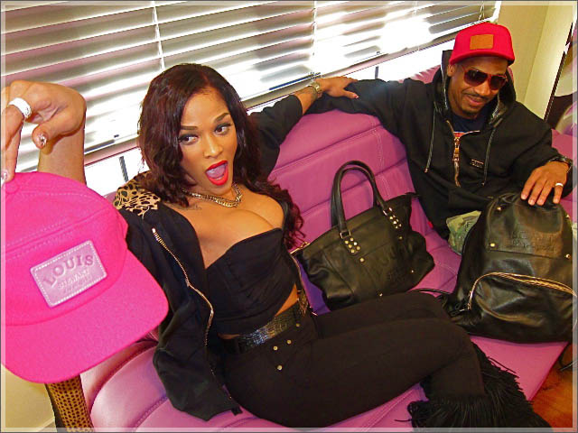 Louis Stewart, Stevie J and Joseline encourage voting!