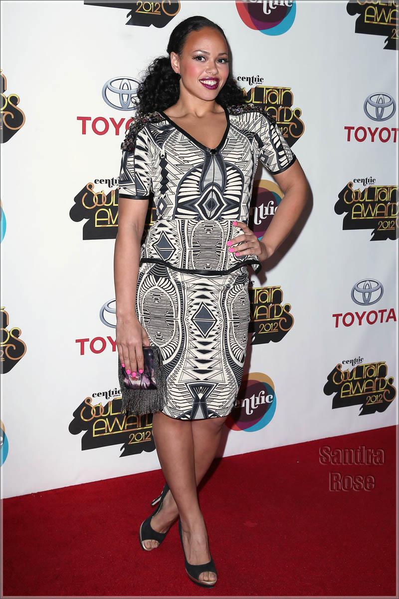 Elle Varner Photoshoot 2012 2012 Soul Train...