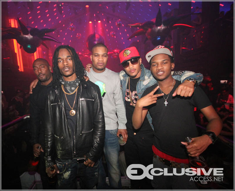 T.I. hosts Liv Sundays in Miami