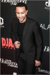 John Legend attends the NY Premiere of Django Unchained