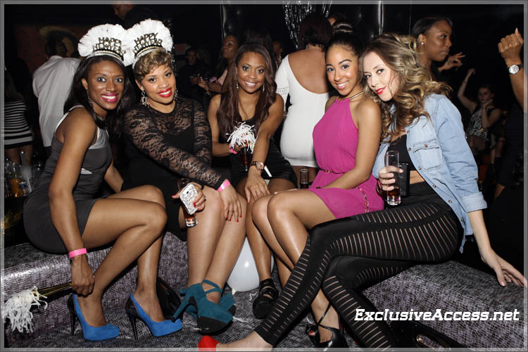 T.I. Hosts NYE at Cameo