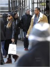 Beyonce and Jay-Z spend a day out shopping