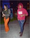 Ne-Yo and Monyetta dine at BOA Steakhouse