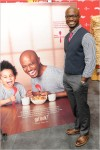 Taye Diggs and son