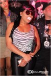 Trina parties at Story in Miami
