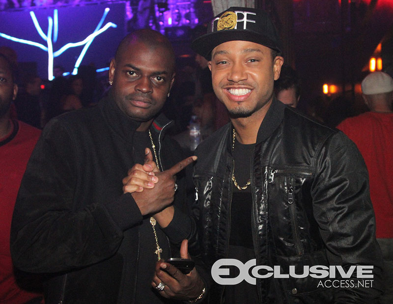 Manny Halley and Terrence J