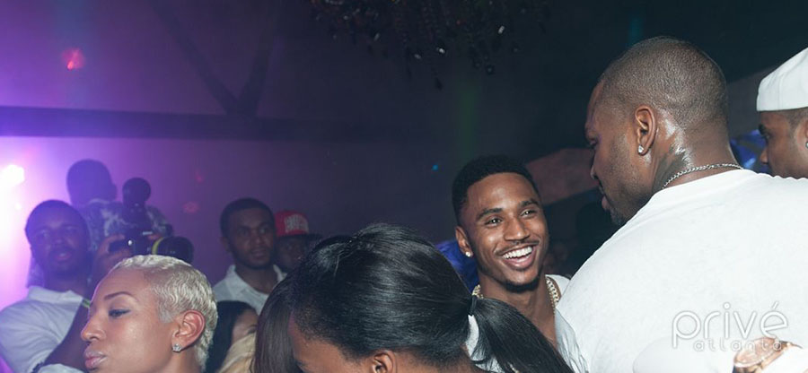 TREY SONGZ PRIVE GRAND OPENING CTRLATL.COM