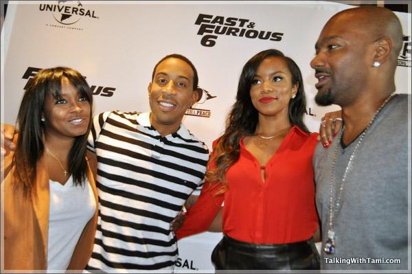Keshia Knight Pulliam, Ludacris, LeToya Luckett, Big Tigger