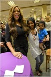 Wendy Williams at Barnes & Noble in Atlanta