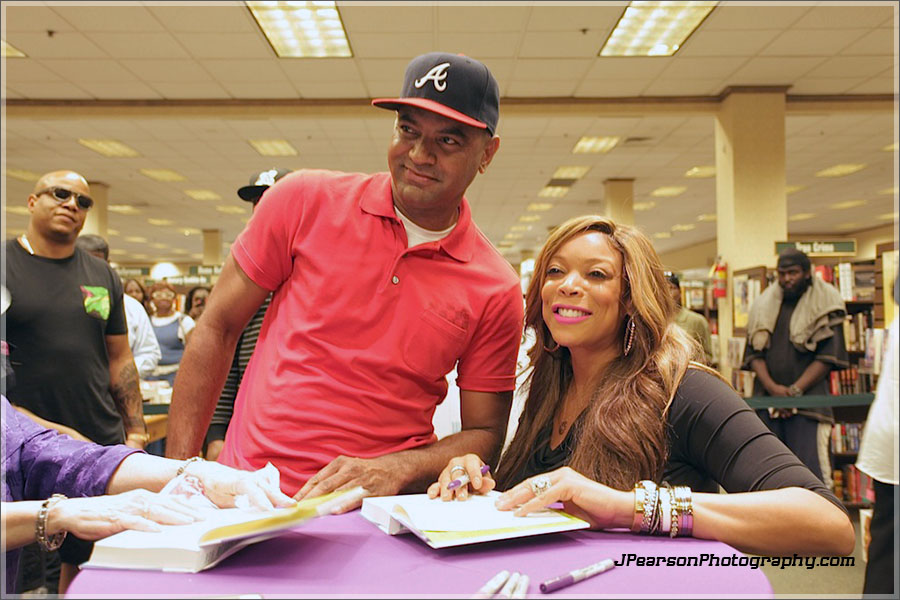 Walter Jackson and Wendy Williams