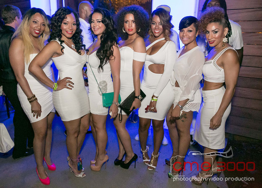 MONYETTA-SHAW PRIVE GRAND OPENING CME3000