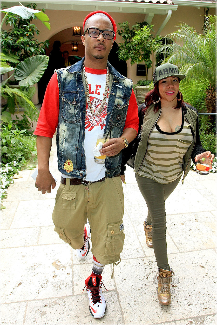 TI and Tiny in Bel Air