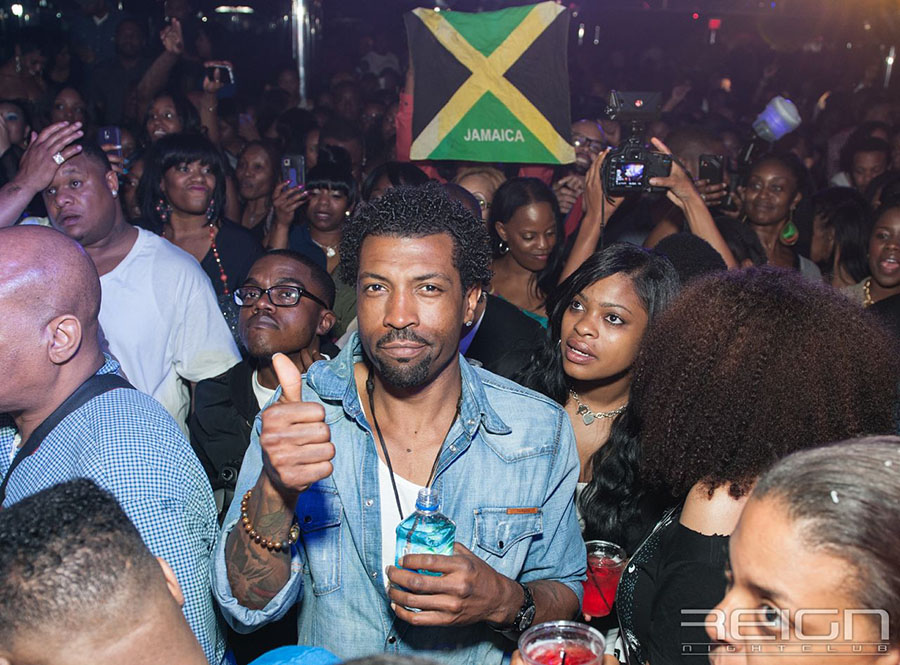 Deon Cole at REIGN Fridays