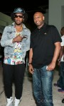 Trinidad James, Verse Simmonds, Bobby V at COMPOUND