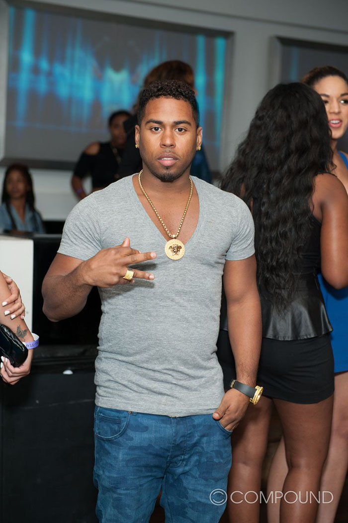 Bobby V at COMPOUND