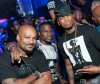 Ludacris Kevin Hart Ne-Yo and Big Tigger at REIGN Fridays
