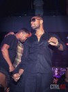 Tyrese, Ginuwine and Tank at REIGN Nightclub