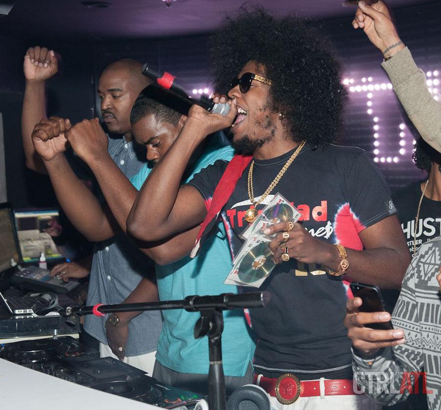 Trinidad James at Prive Nightclub