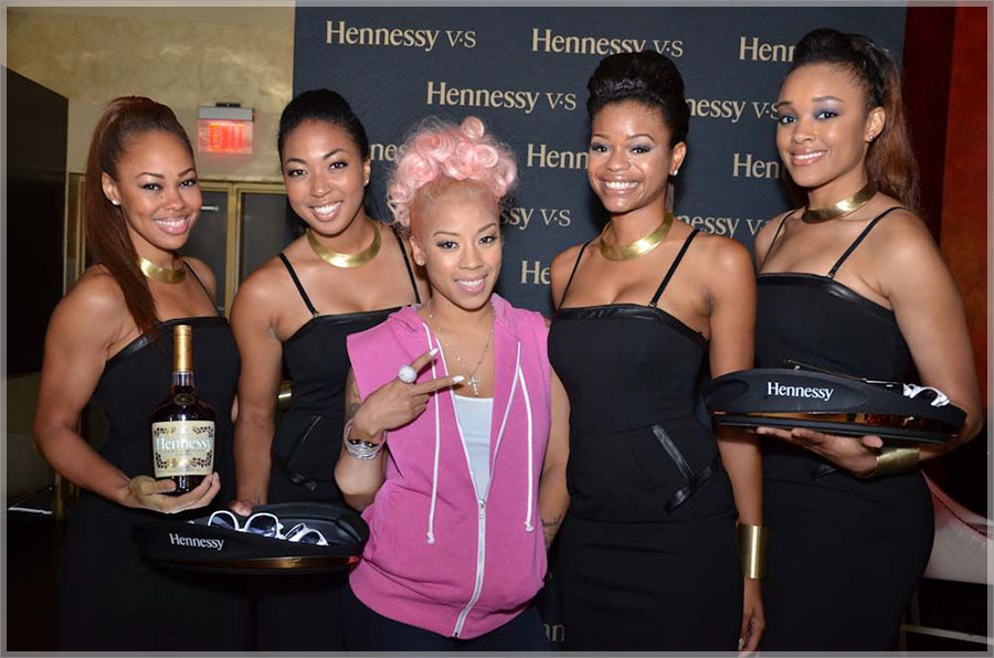HENNESSY V.S. V-103 Day Party