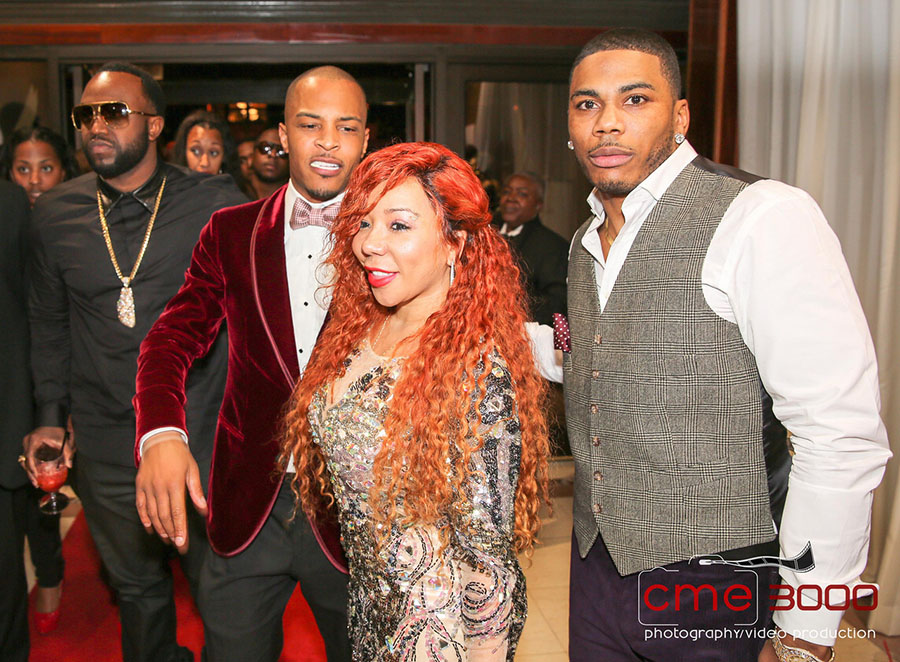 Rico Love, T.I., Tiny and Nely