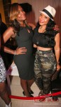 Tameka Raymond and Monyetta Shaw
