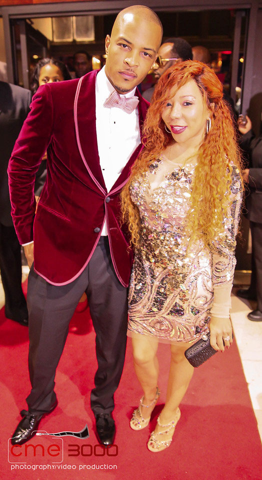 TI and Tiny Harris