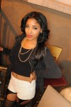 Keyshia Cole at Krave Lounge in Atlanta
