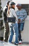 Kelly Rowland at The Grove