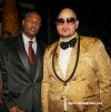 Keenan Jasper and Fat Joe ring in the year at diddys nye party