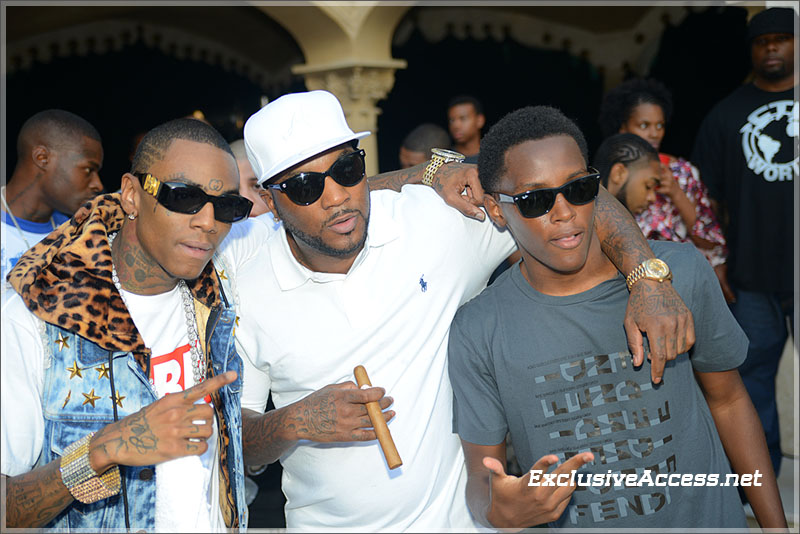 Jadarius Jenkins 16th Birthday Party by Mikey/Exclusiveaccess.net
