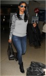 Gabrielle Union At LAX