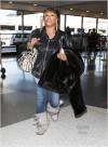 Tionne T-Boz Watkins At LAX