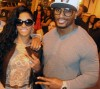 Joseline Hernandez and Omar Slim White