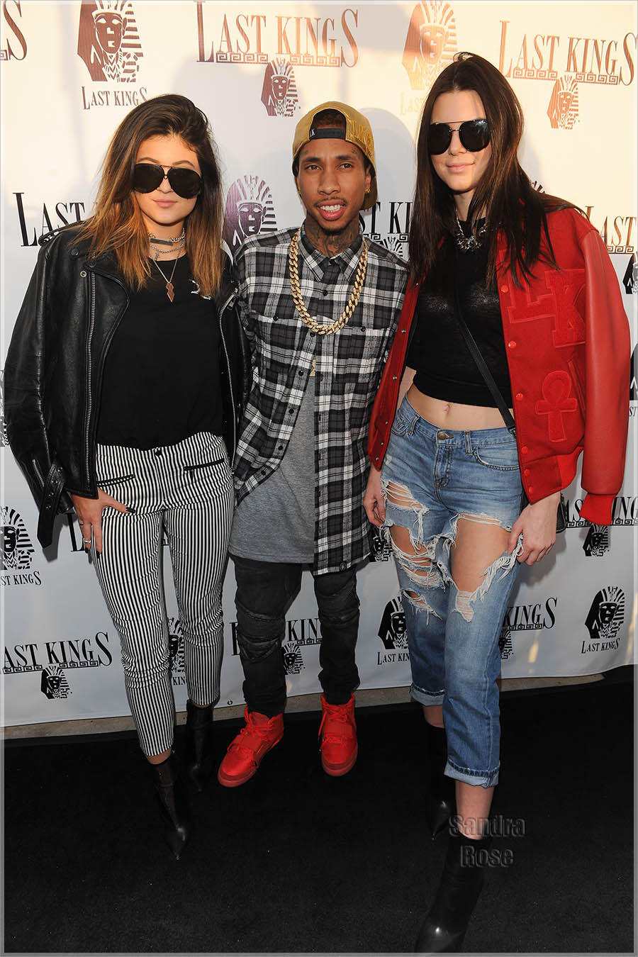 Recording Artist TYGA Attends Grand Opening Last  Kings Flagship Store