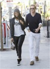 Tyra Banks and new boyfriend out for lunch