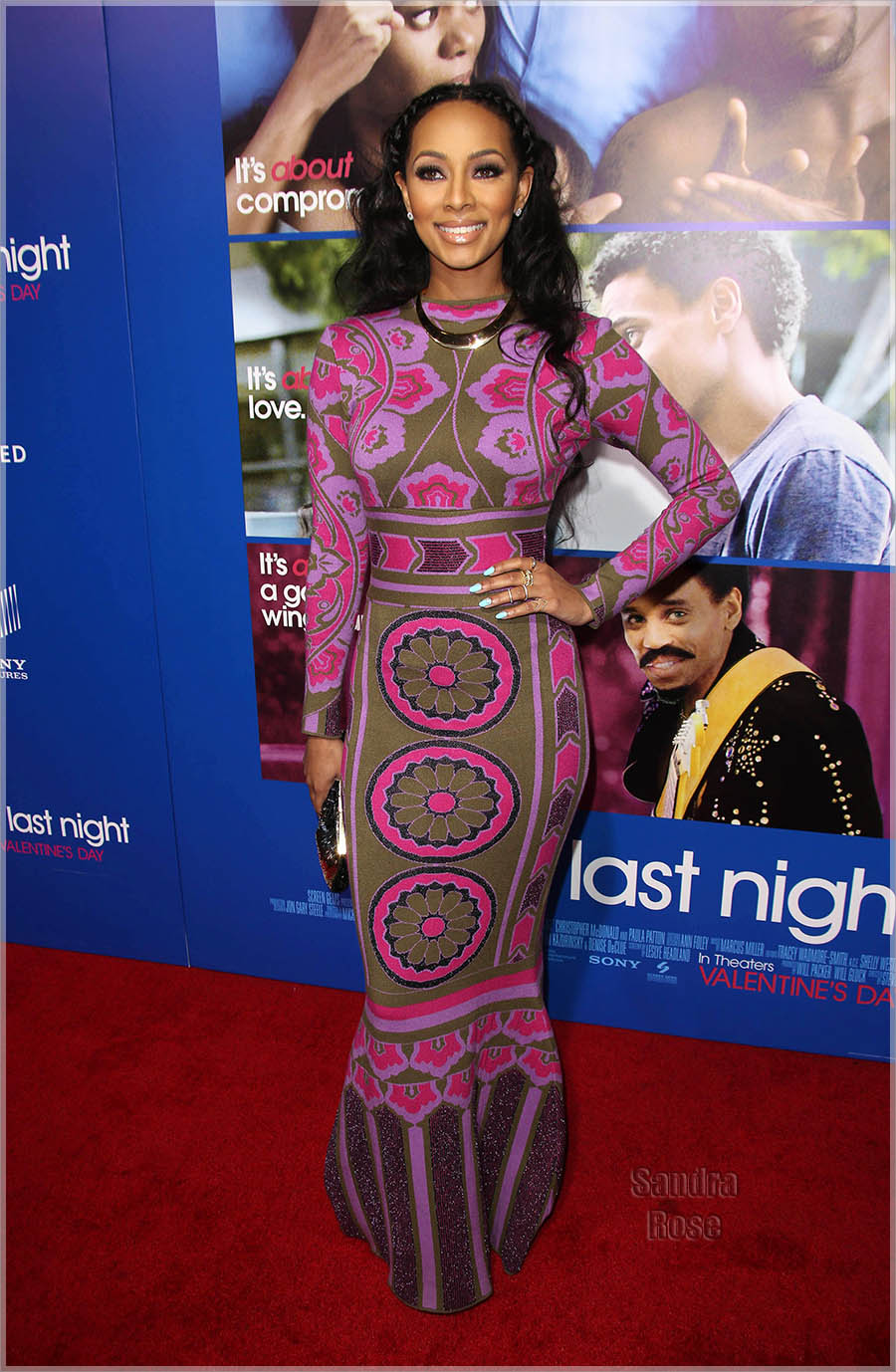 "The Pan African Film & Arts Festival Premiere Of ""About Last Night"""