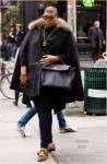 EJ Johnson seen in Soho