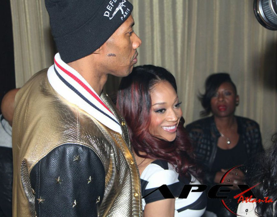 Mimi Faust and Nikko pr0n tape release party