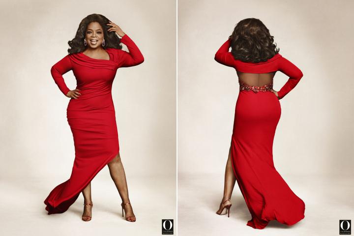 Oprah June issue of O magazine